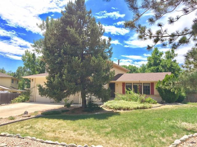 6338 W Geddes Drive, Littleton, CO 80128 (MLS #3125742) :: 8z Real Estate