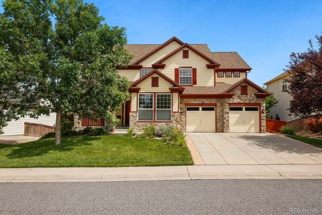 2128 E 101st Way, Thornton, CO 80229 (#3125864) :: The Heyl Group at Keller Williams