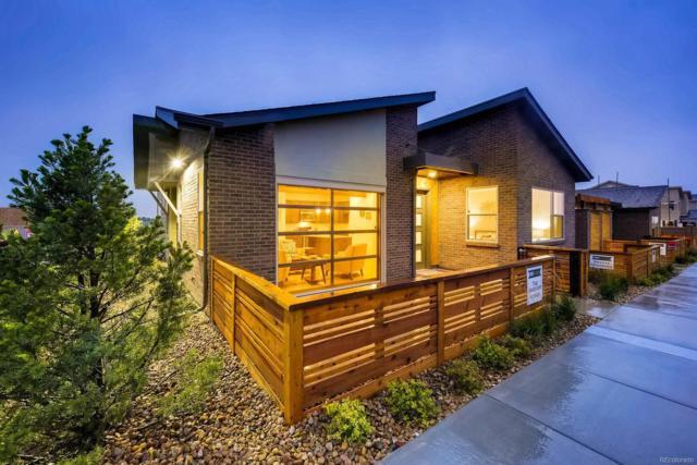 19509 E Sunset Circle #46, Centennial, CO 80015 (#3126146) :: House Hunters Colorado