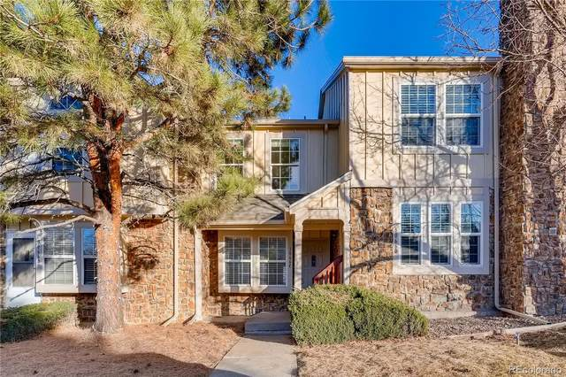3066 W 107th Place C, Westminster, CO 80031 (MLS #3126254) :: The Sam Biller Home Team