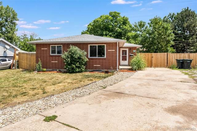 1284 S Newland Court, Lakewood, CO 80232 (MLS #3126428) :: Clare Day with Keller Williams Advantage Realty LLC