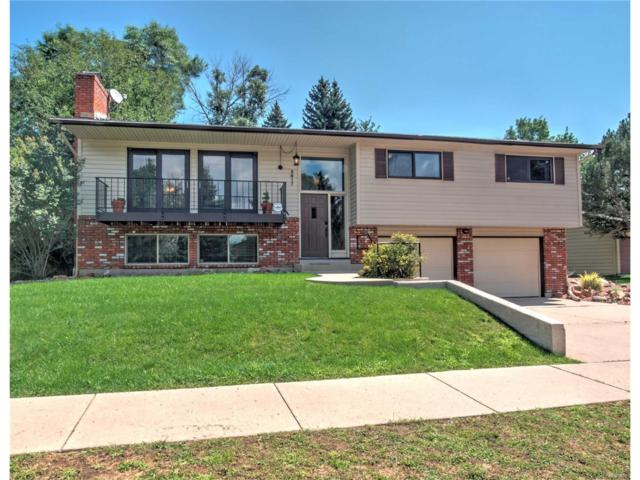 2817 E Serendipity Circle, Colorado Springs, CO 80917 (MLS #3126658) :: 8z Real Estate