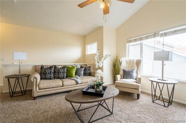 912 S Yampa Street #207, Aurora, CO 80017 (#3126672) :: The Peak Properties Group