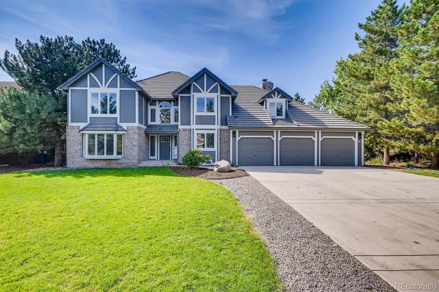61 N Ranch Road, Littleton, CO 80127 (#3126761) :: The DeGrood Team