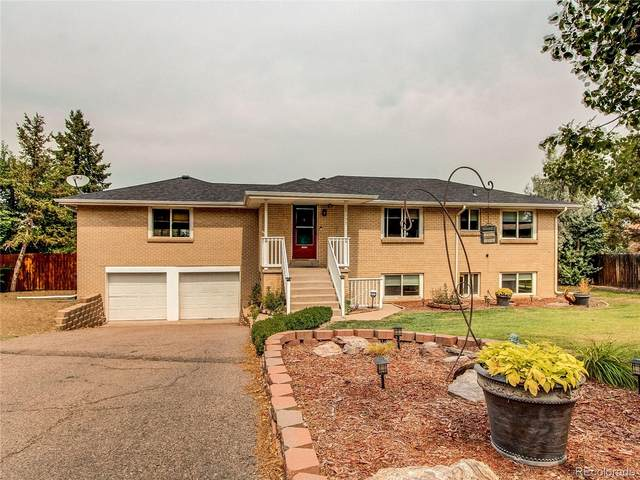 11295 W Center Avenue, Lakewood, CO 80226 (#3127221) :: Berkshire Hathaway HomeServices Innovative Real Estate