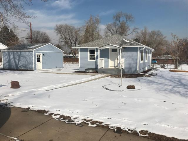 905 W Tufts Avenue, Englewood, CO 80110 (#3127364) :: Bring Home Denver
