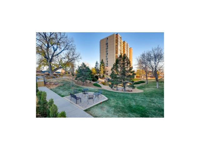 7865 E Mississippi Avenue #106, Denver, CO 80247 (#3127404) :: The Dixon Group
