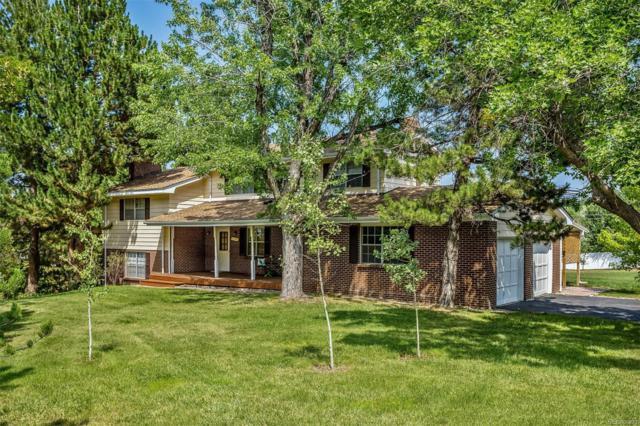 5380 S Jasmine Street, Greenwood Village, CO 80111 (#3127926) :: Wisdom Real Estate