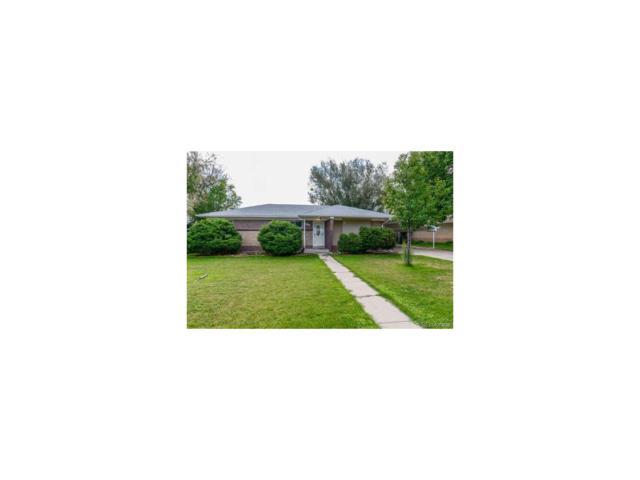 550 Dudley Street, Lakewood, CO 80226 (MLS #3128053) :: 8z Real Estate