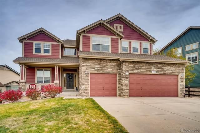 8360 Outrider Road, Littleton, CO 80125 (MLS #3128125) :: 8z Real Estate