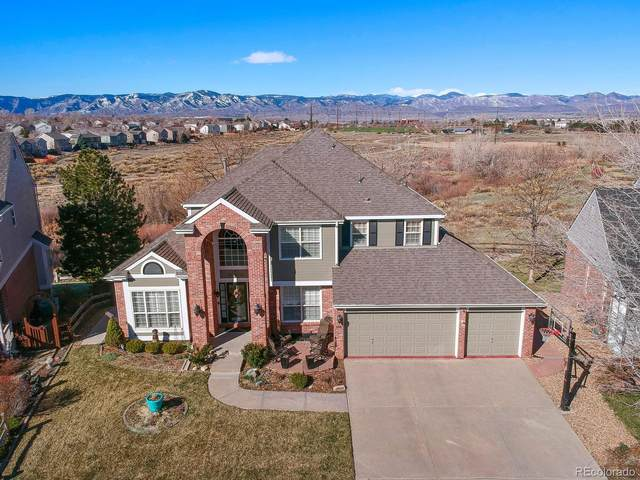 2358 Indian Paintbrush Circle, Highlands Ranch, CO 80129 (#3128168) :: The Peak Properties Group