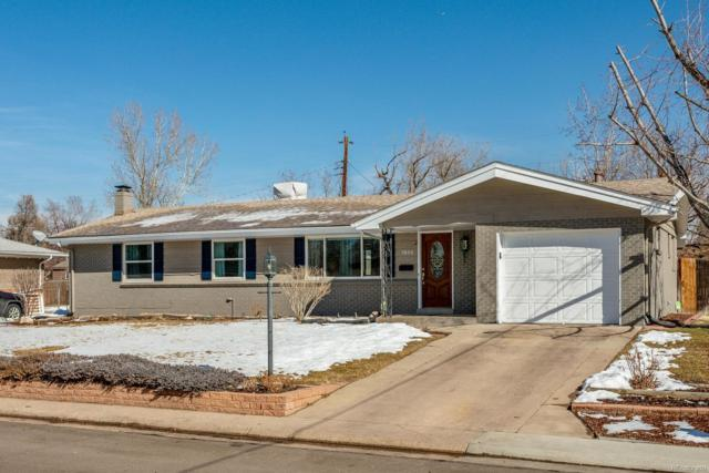 5890 S Elati Street, Littleton, CO 80120 (MLS #3128307) :: Bliss Realty Group
