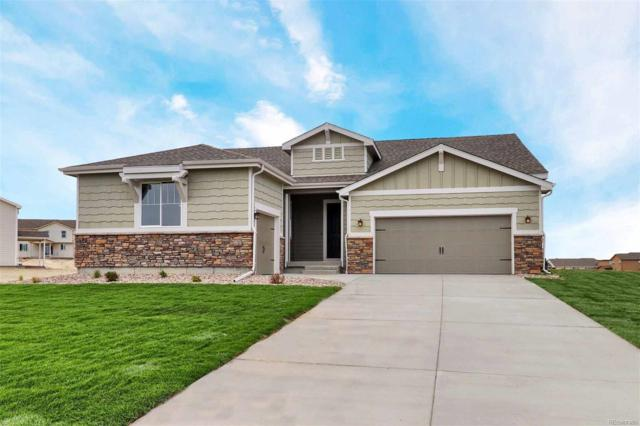 5617 En Joie Place, Elizabeth, CO 80107 (#3129077) :: Compass Colorado Realty