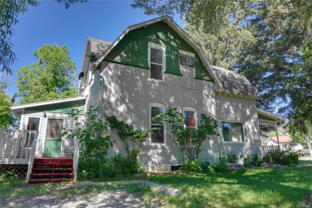 112 Main Street, Meeker, CO 81641 (MLS #3129309) :: Kittle Real Estate