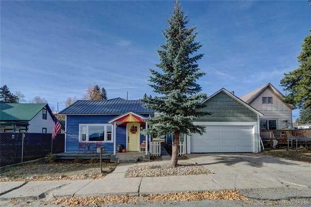 322 W 6th Street, Leadville, CO 80461 (MLS #3129404) :: 8z Real Estate