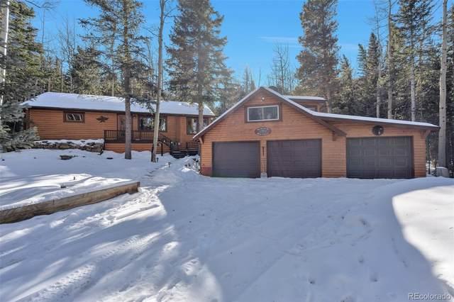 1671 Little Bear Creek Road, Idaho Springs, CO 80452 (MLS #3129799) :: 8z Real Estate
