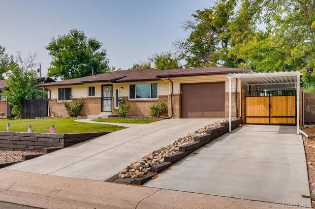 1667 S Field Court, Lakewood, CO 80232 (#3129995) :: My Home Team