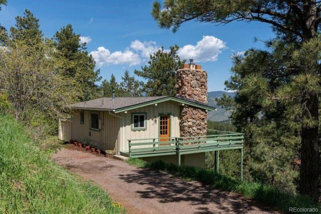 24255 Cody Park Road, Golden, CO 80401 (#3130006) :: The Peak Properties Group