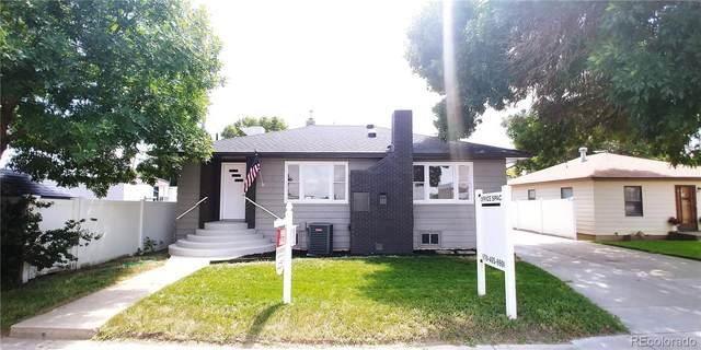 230 E South 1st Street, Johnstown, CO 80534 (MLS #3130114) :: Bliss Realty Group