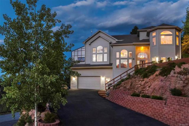 6798 Berry Bush Lane, Evergreen, CO 80439 (MLS #3130409) :: 8z Real Estate