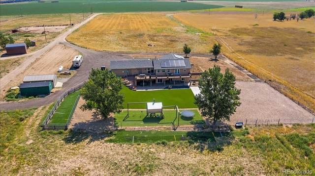 11833 County Road 39, Fort Lupton, CO 80621 (#3130512) :: James Crocker Team