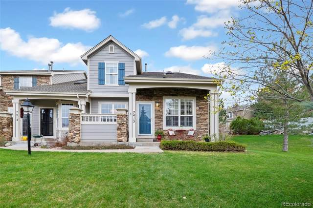 7415 Norfolk Place, Castle Pines, CO 80108 (#3131050) :: Wisdom Real Estate