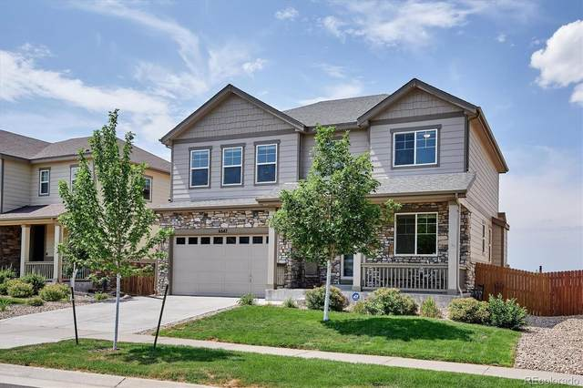 6647 S Kewaunee Way, Aurora, CO 80016 (#3131377) :: Berkshire Hathaway HomeServices Innovative Real Estate