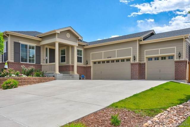 6797 E Phillips Place, Centennial, CO 80112 (MLS #3131421) :: 8z Real Estate