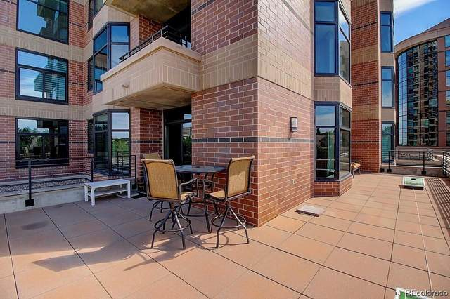 8100 E Union Avenue #204, Denver, CO 80237 (#3131533) :: Briggs American Properties