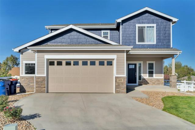 101 Wake Street, Frederick, CO 80530 (#3131842) :: Bring Home Denver with Keller Williams Downtown Realty LLC