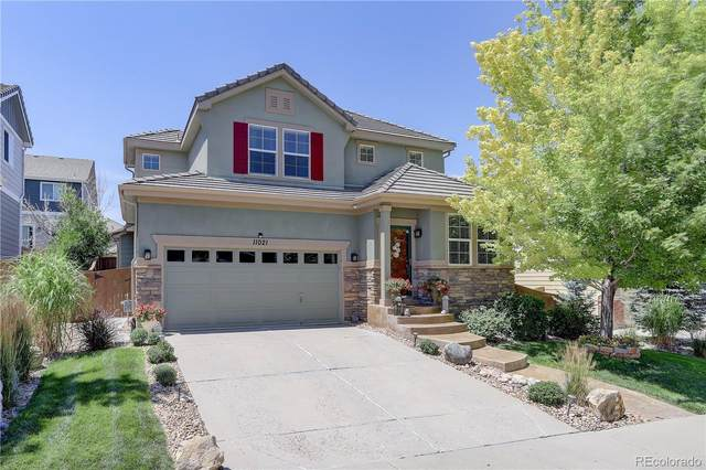 11021 Chesmore Street, Highlands Ranch, CO 80130 (#3131904) :: The Brokerage Group