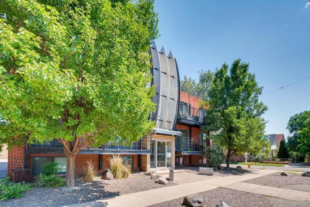 188 S Logan Street #106, Denver, CO 80209 (#3131916) :: Structure CO Group