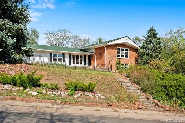 1020 Venus Drive, Colorado Springs, CO 80905 (MLS #3131955) :: Keller Williams Realty