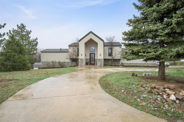 7034 Piute Drive, Sedalia, CO 80135 (#3132187) :: Bring Home Denver with Keller Williams Downtown Realty LLC
