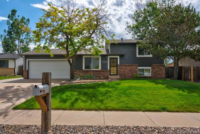 14630 E Floyd Avenue, Aurora, CO 80014 (#3133015) :: The Peak Properties Group