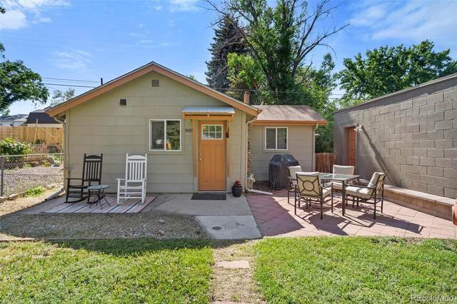3085 S Corona Street, Englewood, CO 80113 (#3133191) :: Bring Home Denver with Keller Williams Downtown Realty LLC