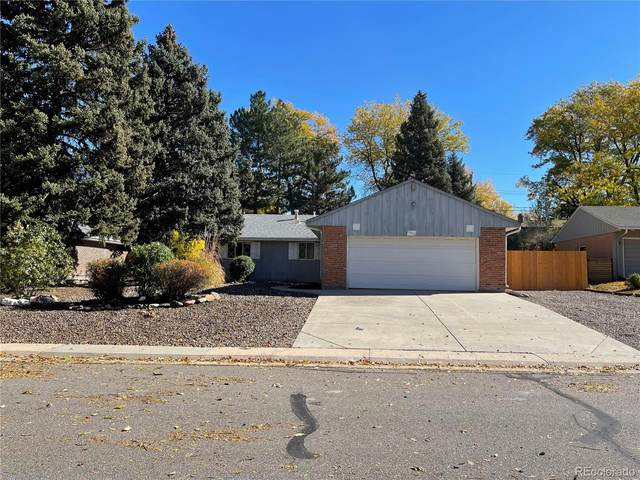 3064 S Holly Place, Denver, CO 80222 (#3133274) :: The Gilbert Group