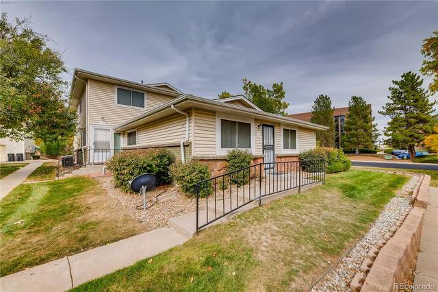 9105 E Lehigh Avenue #117, Denver, CO 80237 (#3133294) :: Mile High Luxury Real Estate