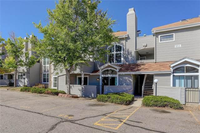 931 S Zeno Way #102, Aurora, CO 80017 (MLS #3133362) :: Find Colorado Real Estate