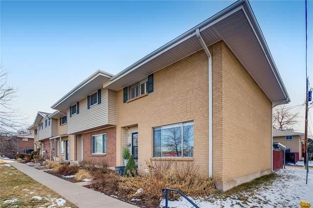 9233 E Mansfield Avenue, Denver, CO 80237 (MLS #3133518) :: 8z Real Estate