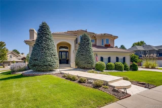 5732 S Benton Way, Littleton, CO 80123 (#3133758) :: Berkshire Hathaway Elevated Living Real Estate