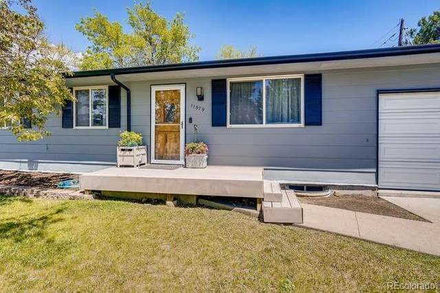 11579 W 58th Avenue, Arvada, CO 80002 (#3133872) :: The HomeSmiths Team - Keller Williams