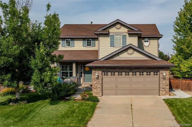9183 W Finland Drive, Littleton, CO 80127 (#3133947) :: The DeGrood Team