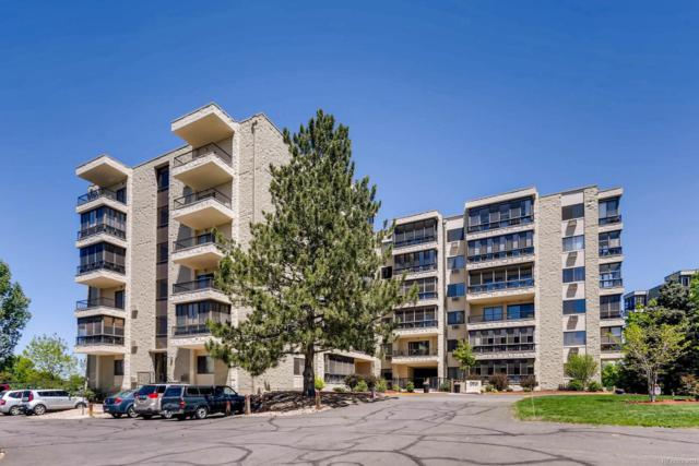 13931 E Marina Drive #210, Aurora, CO 80014 (#3134507) :: The Griffith Home Team