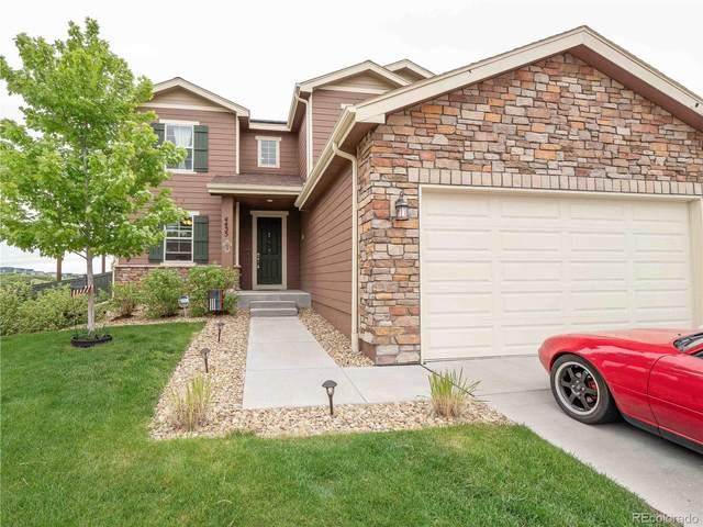 4435 Mcmurdo Court, Castle Rock, CO 80108 (#3134515) :: Kimberly Austin Properties