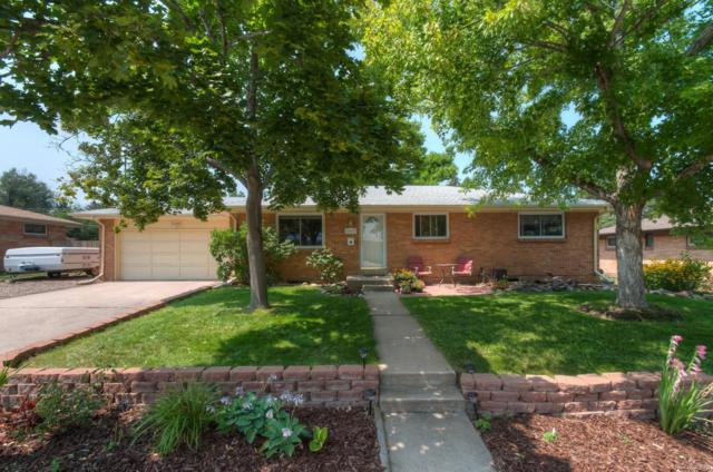 6617 S Lee Court, Centennial, CO 80121 (#3134521) :: The Pete Cook Home Group