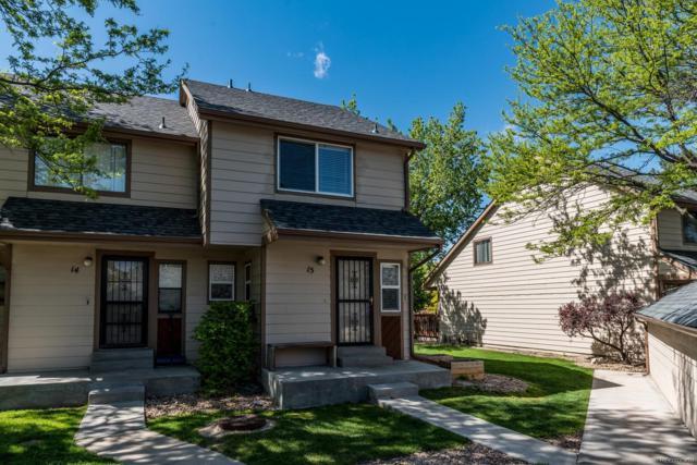 1475 S Quebec Way C15, Denver, CO 80231 (MLS #3134816) :: 8z Real Estate