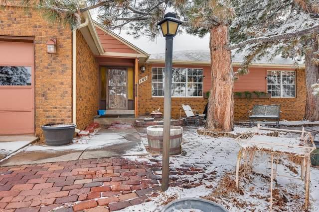 145 S Zephyr Street, Lakewood, CO 80226 (MLS #3135199) :: 8z Real Estate