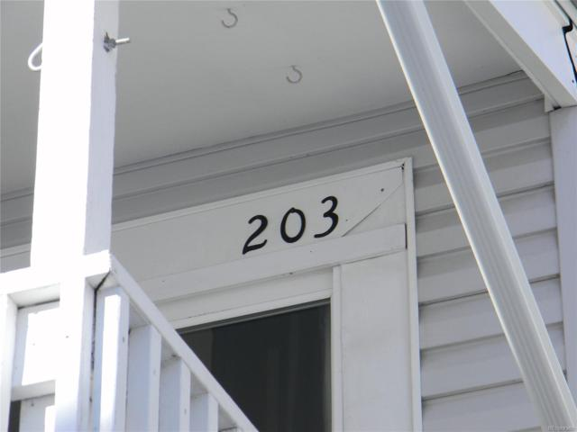 14454 E Colorado Drive #203, Denver, CO 80012 (#3135733) :: My Home Team