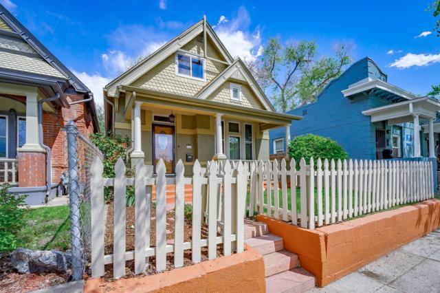 3214 N Williams Street, Denver, CO 80205 (MLS #3135851) :: 8z Real Estate